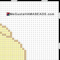 plantillas hama beads