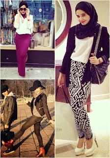 Foto Zaskia Sungkar Model Jilbab Modern Gaya Hijab Style