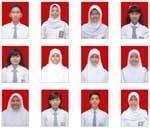Pas Foto Siswa Kelas XII 2011-2012