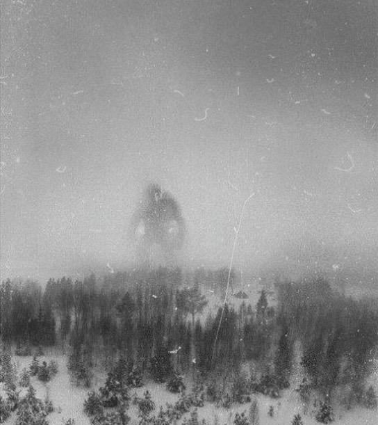Kelibat Hantu yang Dirakam Secara Tidak Sengaja