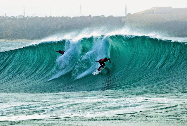 Moche Rip Curl Pro Portugal Is ON!