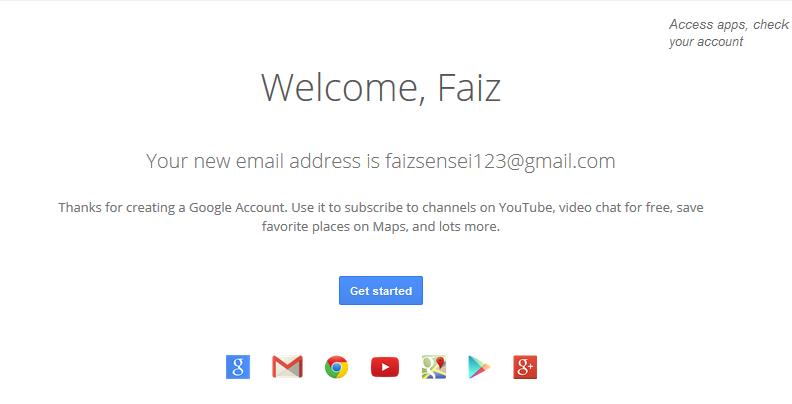 cara buat email gratis mudah
