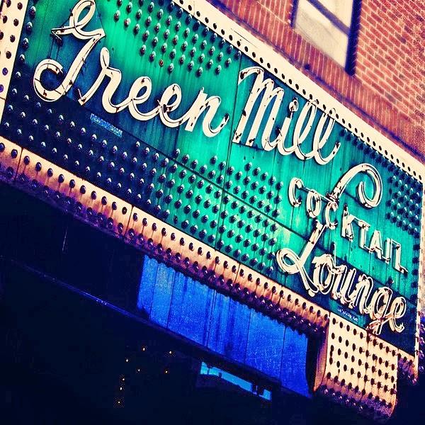 Organizzazione Ruolo Pubblico Scena Slam Green Mill Tavern Chicago