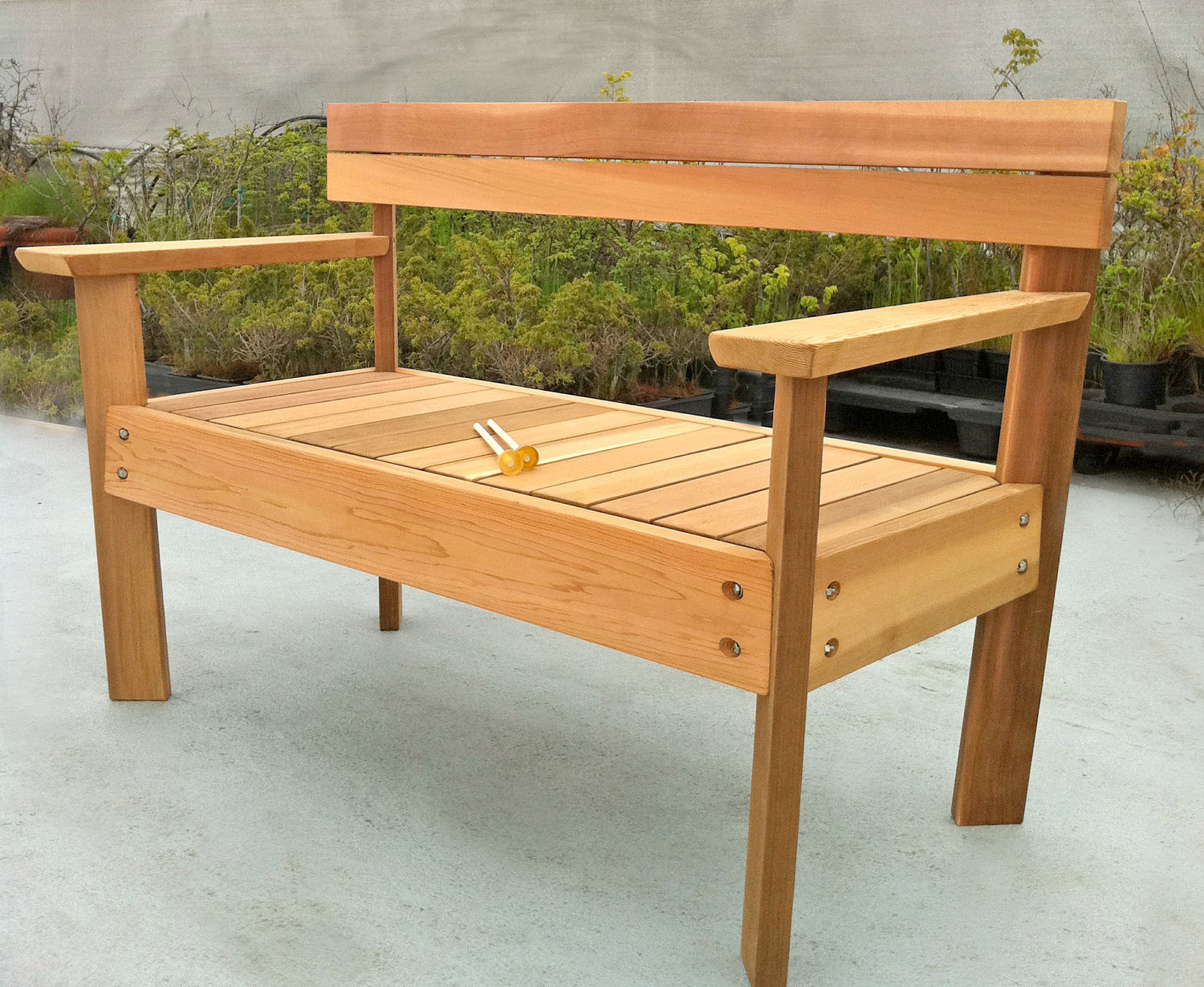 Creative musical furniture and cool musical furniture designs for Garden wood designs