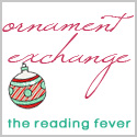 Reading Fever's Book Blogger Ornament Exchange button