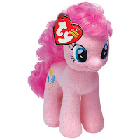 "Pinkie Pie 8"" Ty Plush"