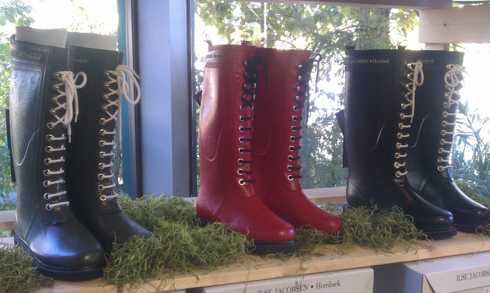 fancy a lovely garden boot or just something functional yet cute for the rainy season run donu0027t walk to our east blithedale avenue store in mill valley