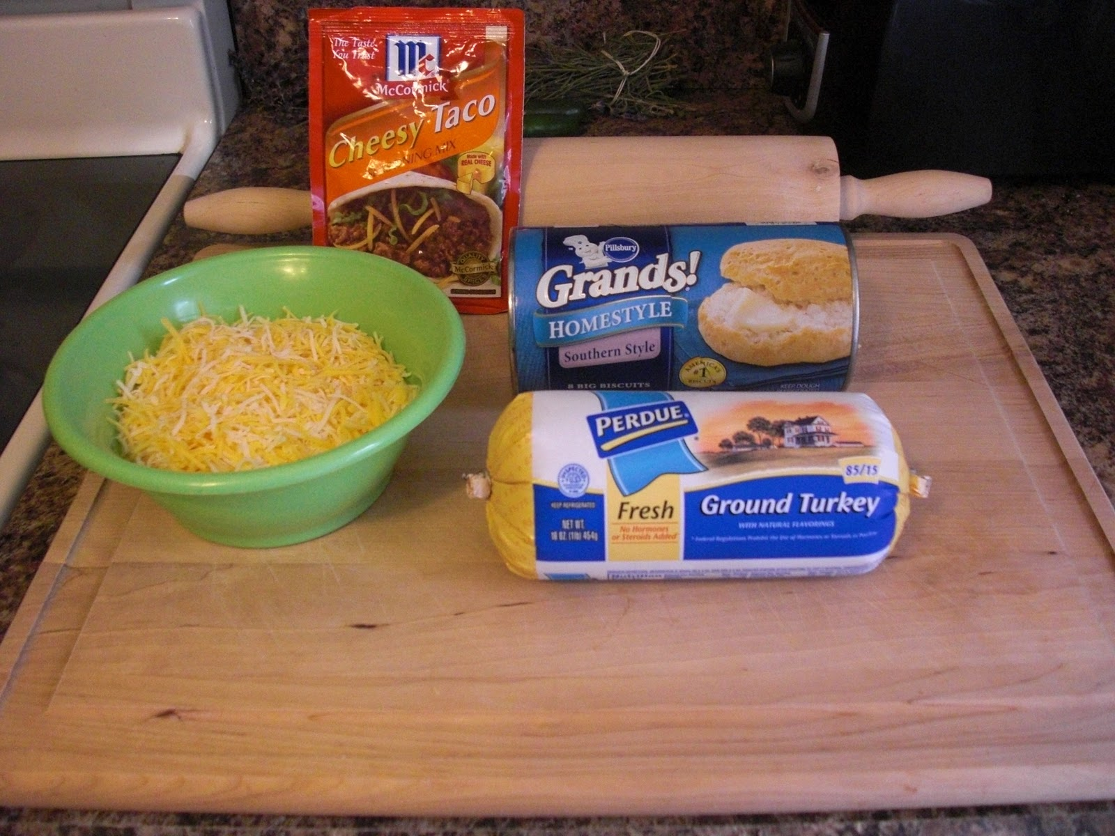 Easy ground beef and biscuit recipes