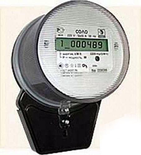 Фото электросчетчика