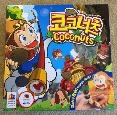 coconuts board game