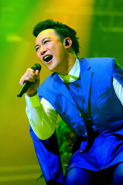 陈奕迅《EASON'S L I F E》演唱会: 4 月份槟城首度开演 香港巨星陈奕迅的《EASON'S LIFE in Penang》演唱会空降槟城