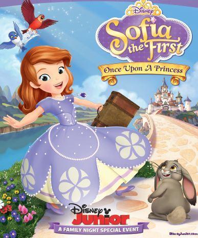La Princesa Sofia: Erase una vez una Princesa – DVDRIP LATINO