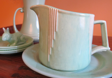 Bakewell Pottery and Jadeite