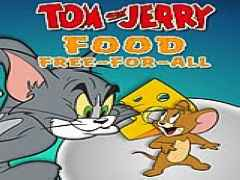 Tom and Jerry Food Free For All