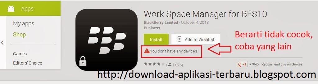 aplikasi bbm android