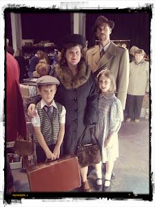 1940s Family