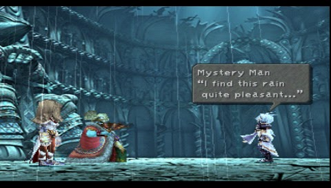 Final Fantasy IX, First Encounter With Kuja