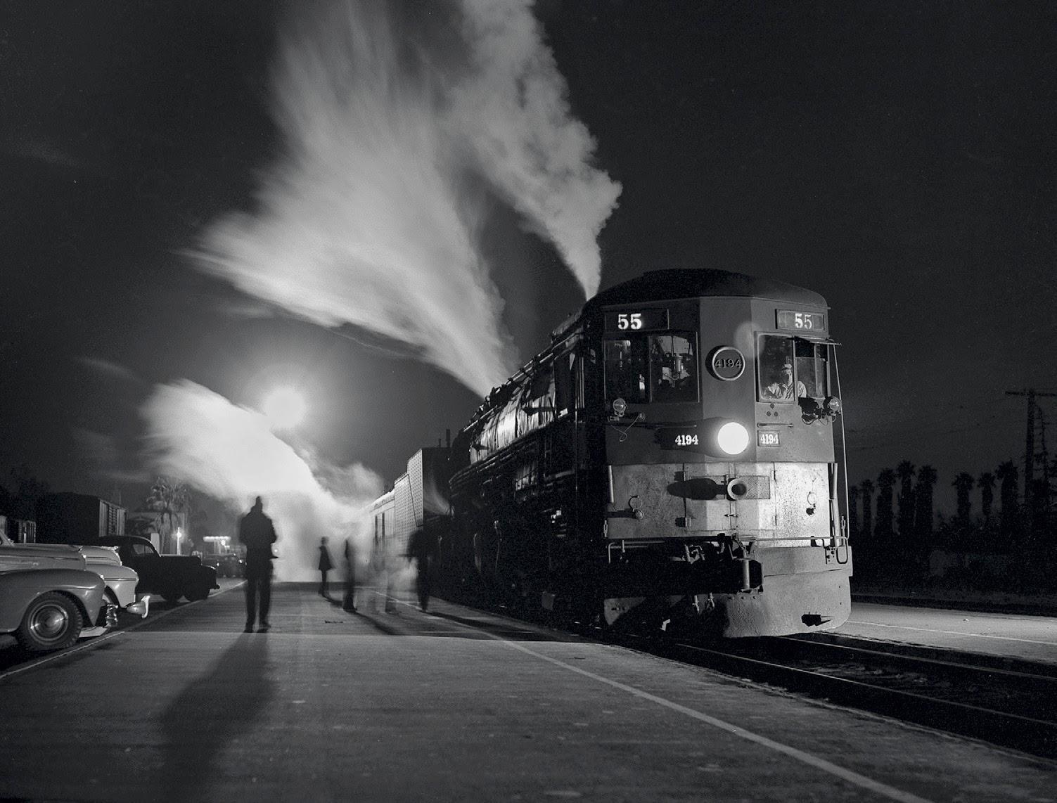 Contoh Cerpen - Penumpang Kereta Malam
