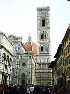 Город Флоренция. Кафедральный собор