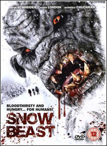 Download Snow Beast DVDRip AVI RMVB Legendado