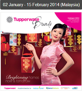 katalog tupperware Januari