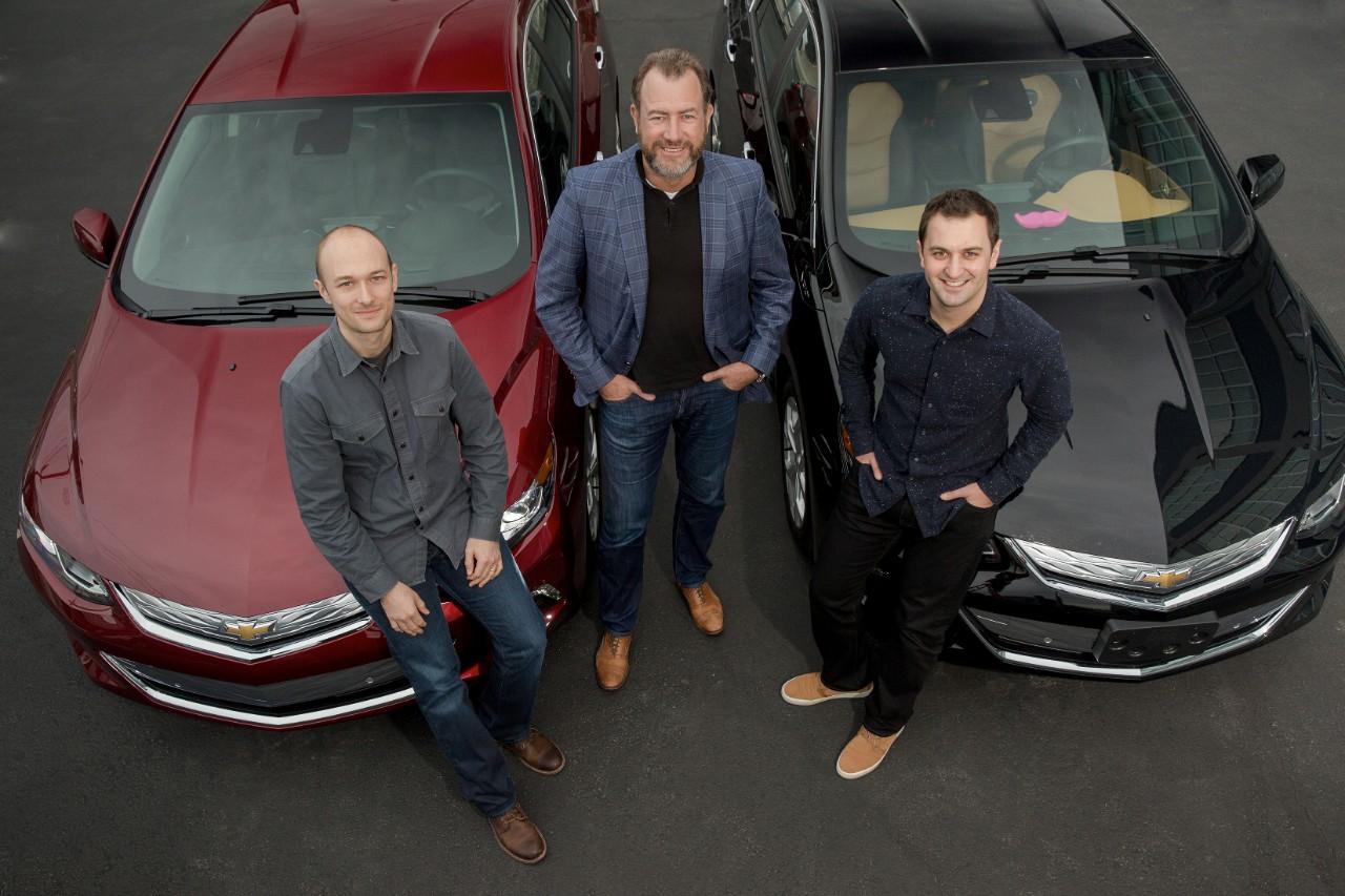 Η General Motors και η Lyft διαμορφώνουν το μέλλον των μετακινήσεων