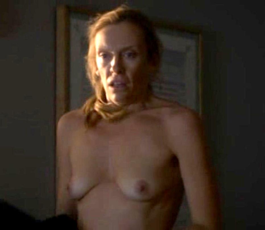 collette nude Toni