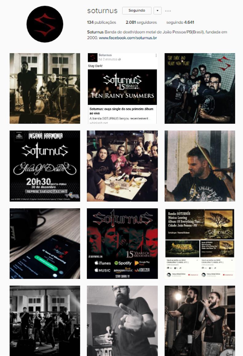 Soturnus - Instagram