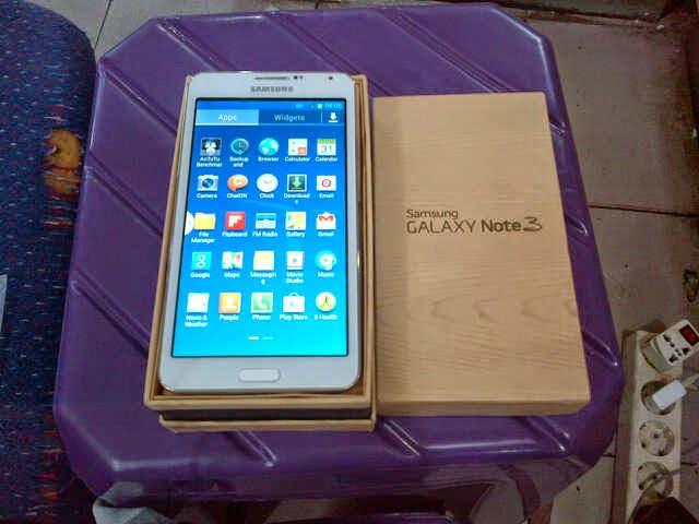 Hp Samsung Galaxy Note 3 Replika Kw Supercopy
