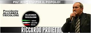 Riccardo Proietti Candidato Sindaco di Roma