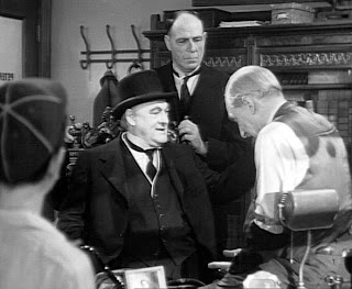 Lionel Barrymore Samuel S. Hinds Its a Wonderful Life 1946 movieloversreviews.blogspot.com