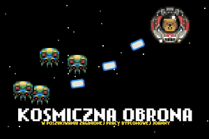 odważ się ! zagraj w kosmiczną obronę! !