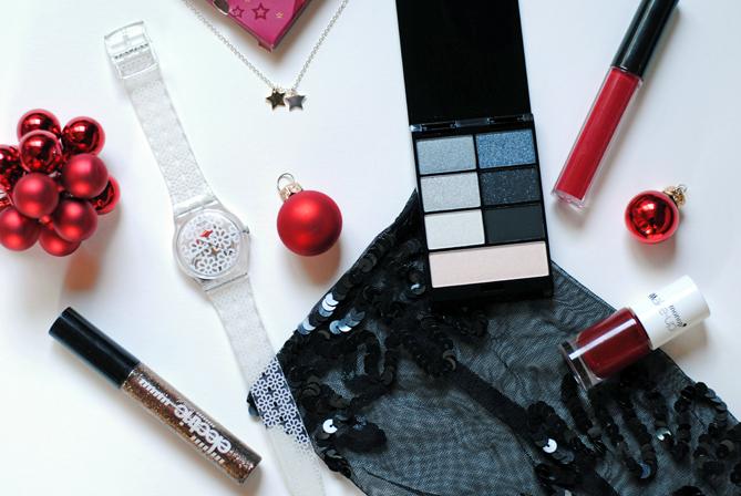 Christmas beauty jewellery essentials