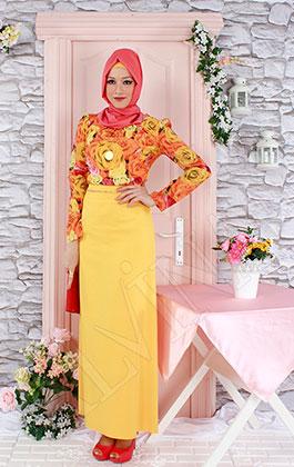 تشكيلة من الأزياء التركية للمحجبات 2013 - 2014 - ازياء محجبات 2014 - ازياء محجبات صيف 2013 - ازياء محجبات تركية 2014