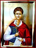Άγιος νεομάρτυς Γεώργιος εξ Ατταλείας