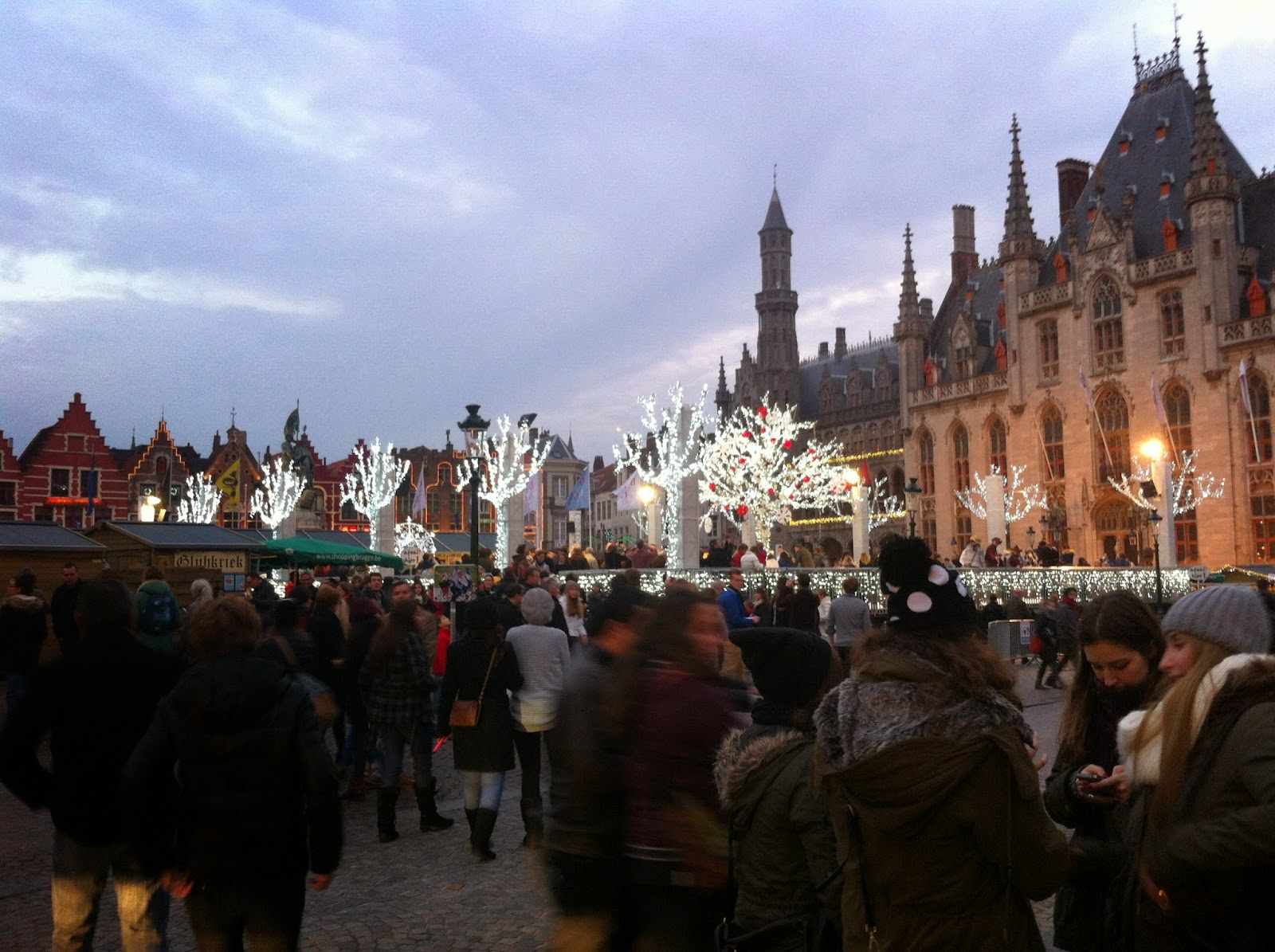 Bruges Christmas Square