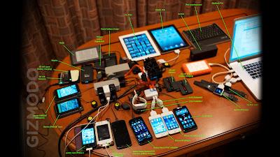 Los gadgets o juguetes tecnológicos de Steve Wozniak