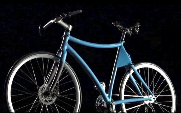 Samsung Smart Bicycle