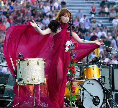 florence and the machine tour us