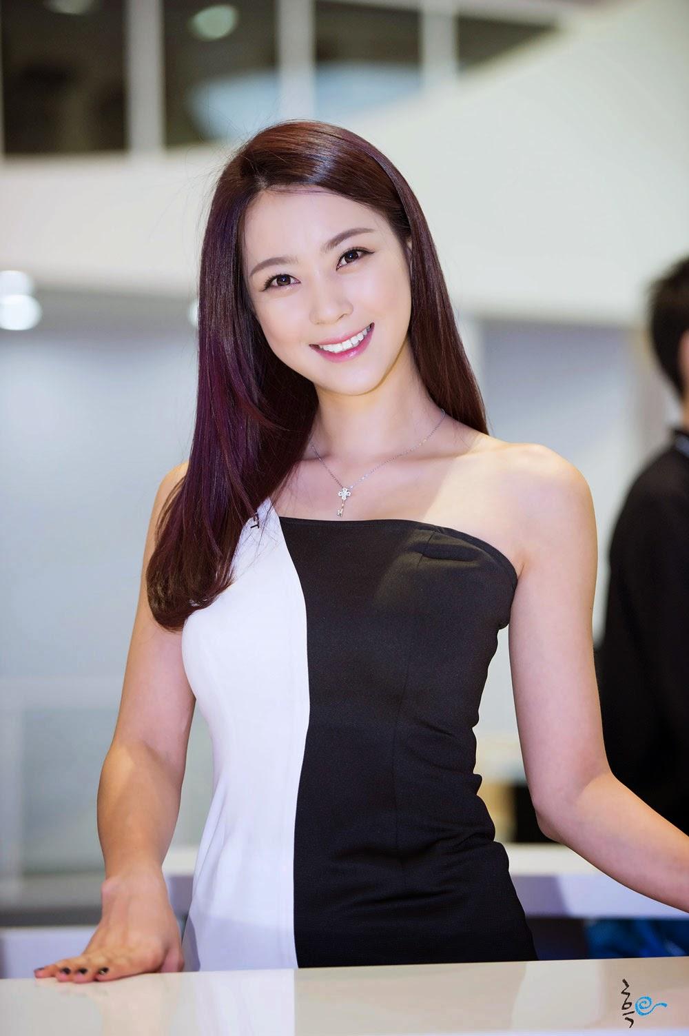 Han Song Yee at G-STAR 2014 | Korean HD Girls