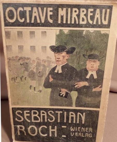 """Traduction allemande de """"Sébastien Roch"""", Wiener Verlag, 1902"""