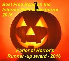 Parlor of Horror Runner-Up Award