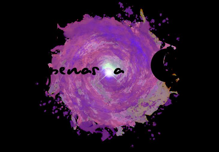 Apenas a Lua