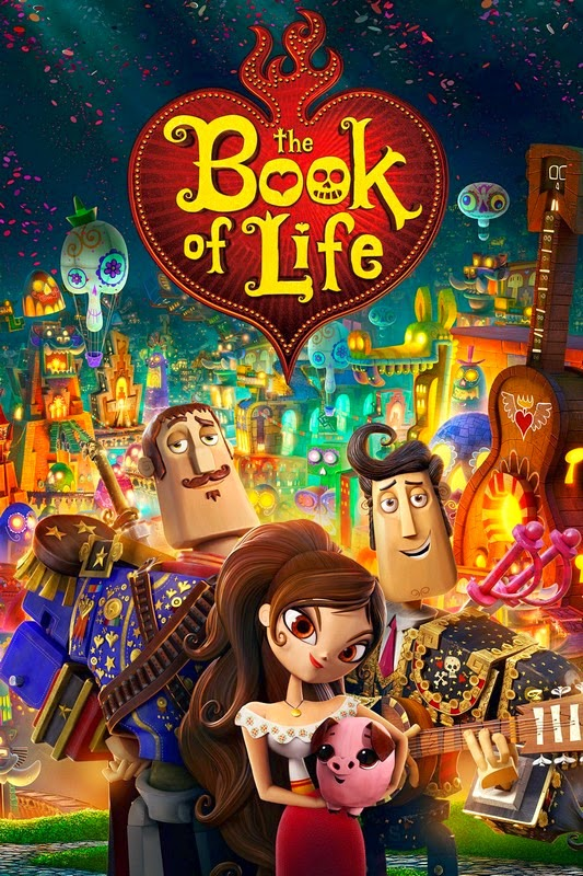 watch the book of life full movie online free