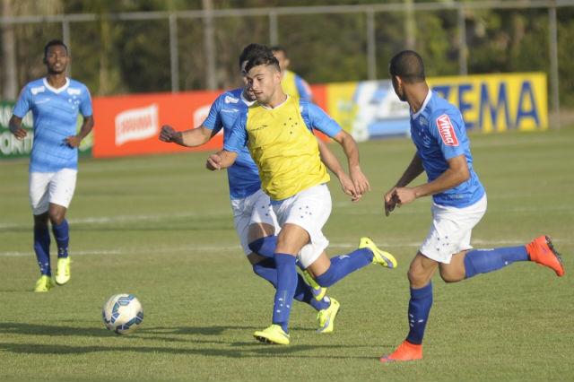 De Arrascaeta é uma das boas armas do Cruzeiro que podem decidir o jogo nesta quinta-feira (Foto: Gualter Naves/Light Press)