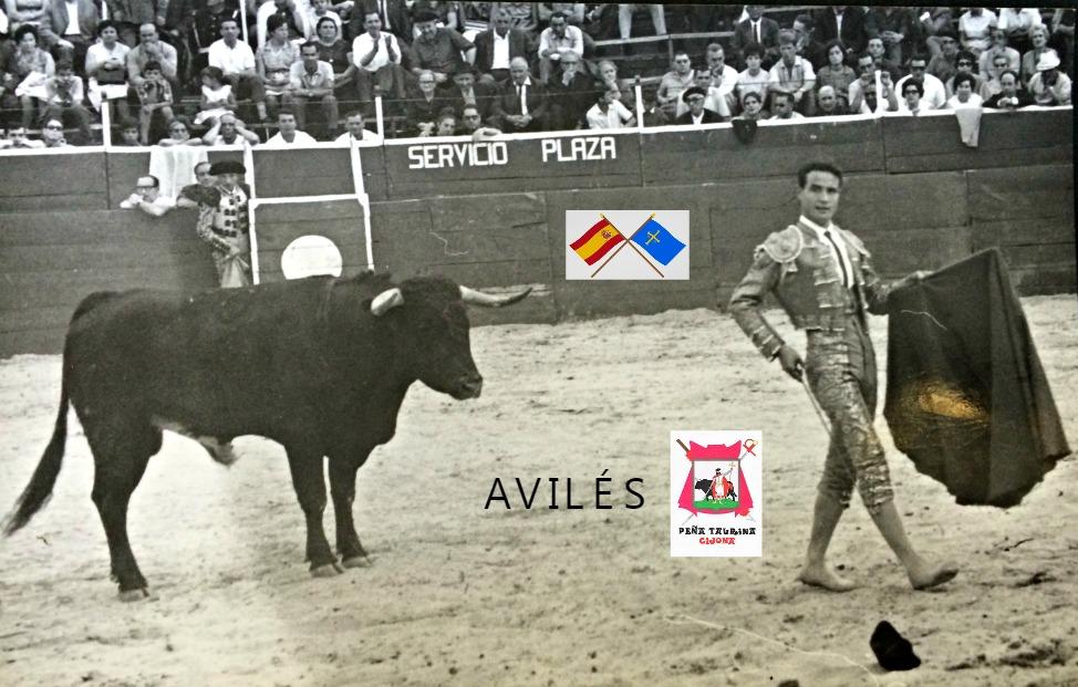 avilés toros corridas