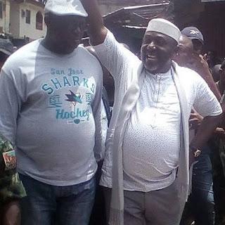 Media React To Photo Of Gov. Okorocha & His Aide (Photos