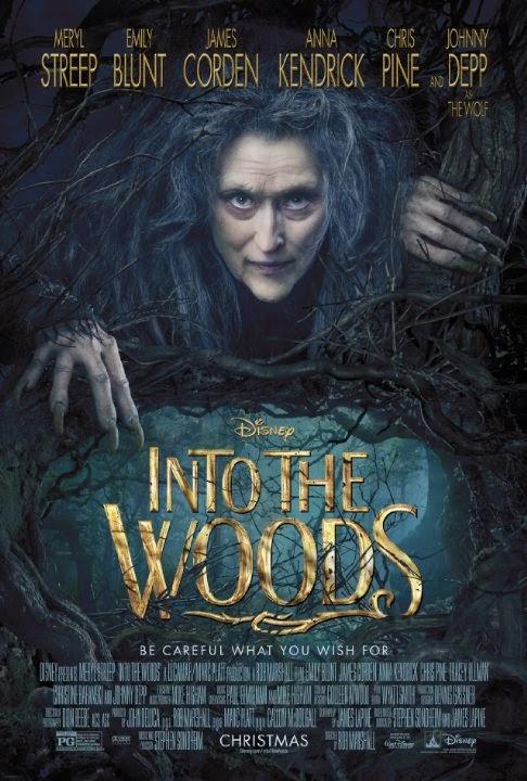 Ver En El Bosque (Into the Woods) (2014) Online