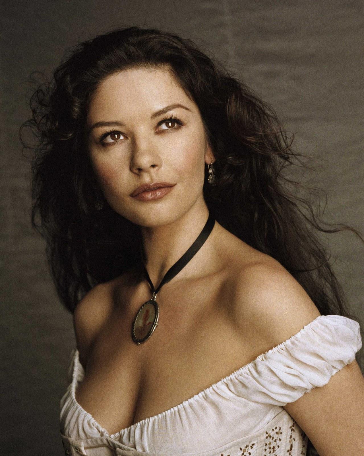 Celebrities, Movies an... Catherine Zeta Jones Actress