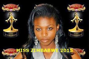 Miss Zimbabwe 2015 - Emily Kachote